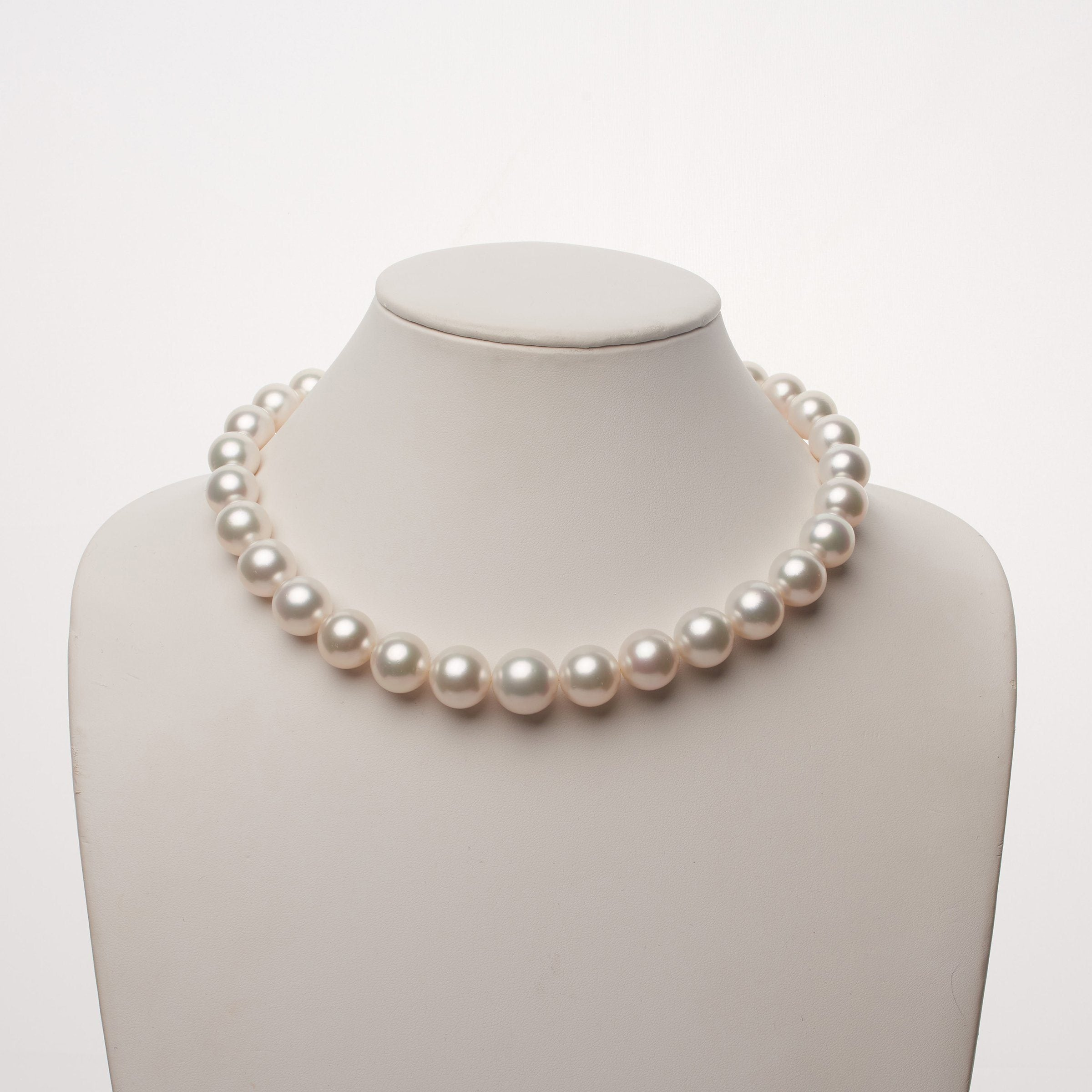 The Motif White South Sea Pearl Necklace