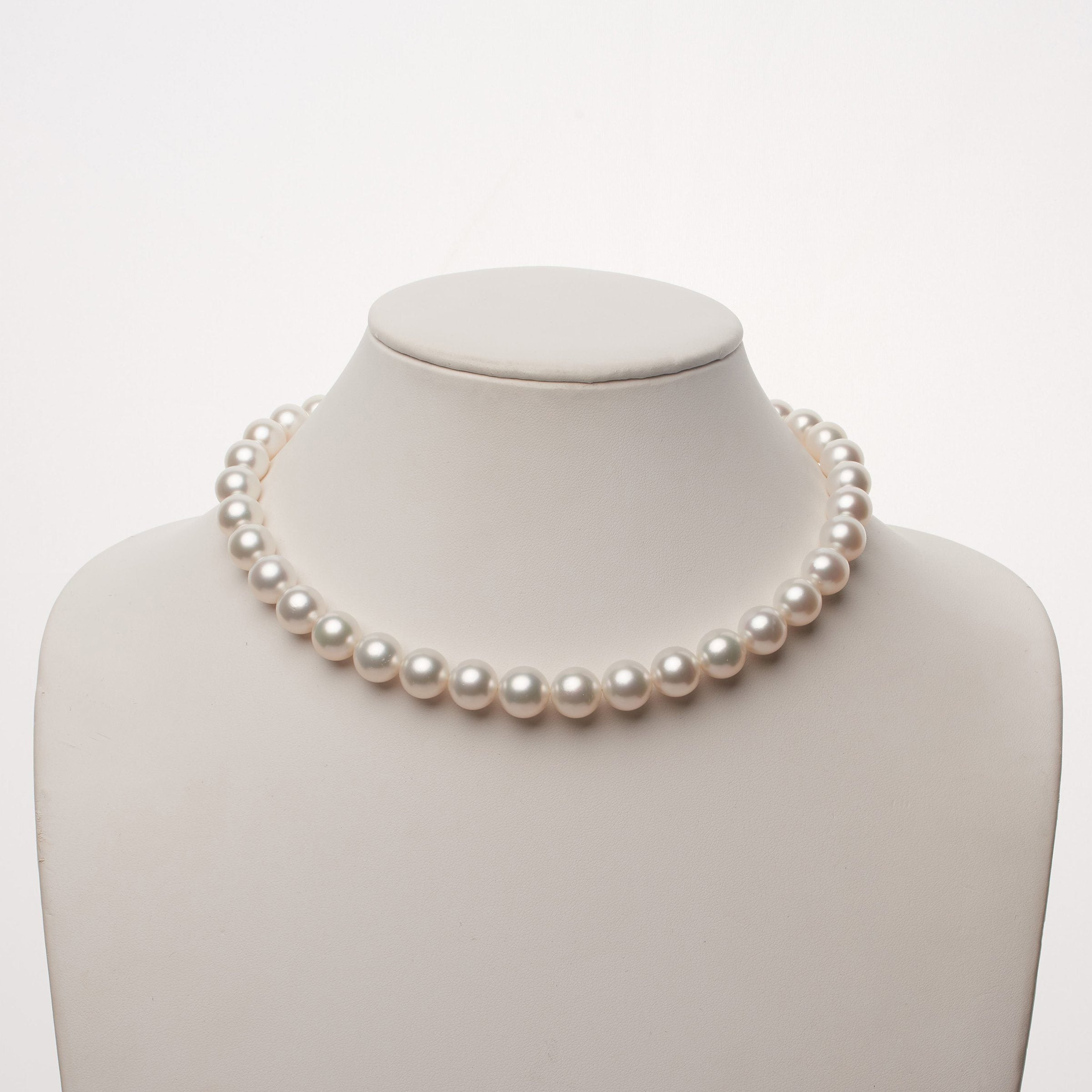 The Berceuse White South Sea Pearl Necklace