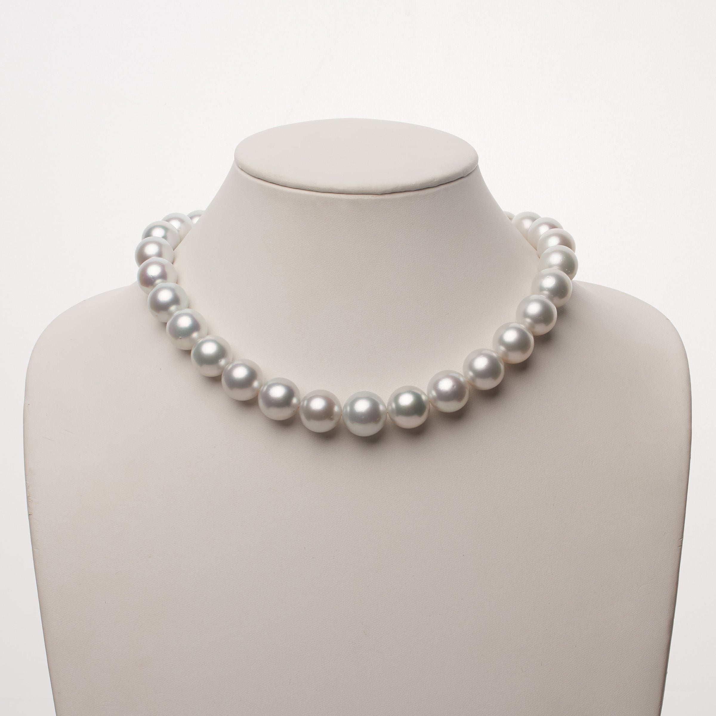 The Lieto White South Sea Pearl Necklace