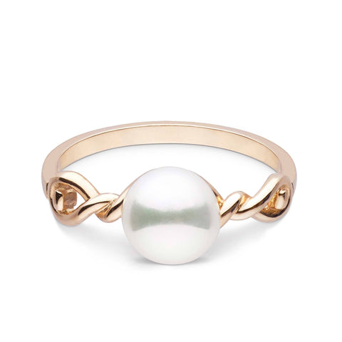 Endless Collection Freshwater Pearl Ring