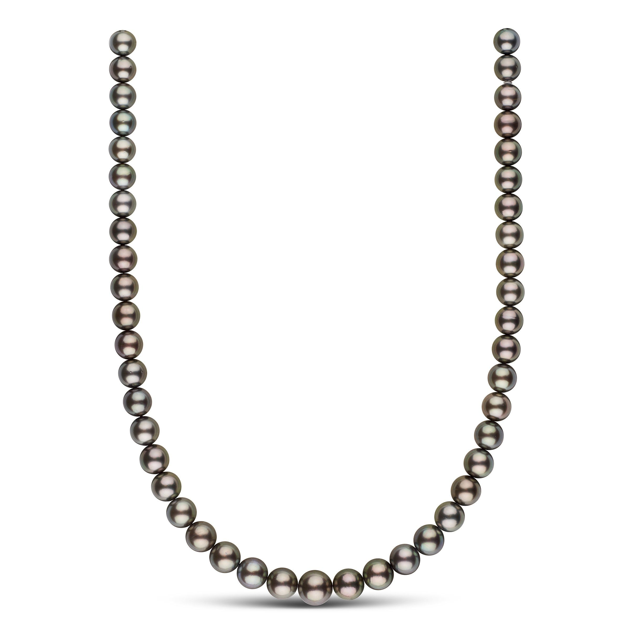 Born To Be Wild Tahitian Pearl Necklace