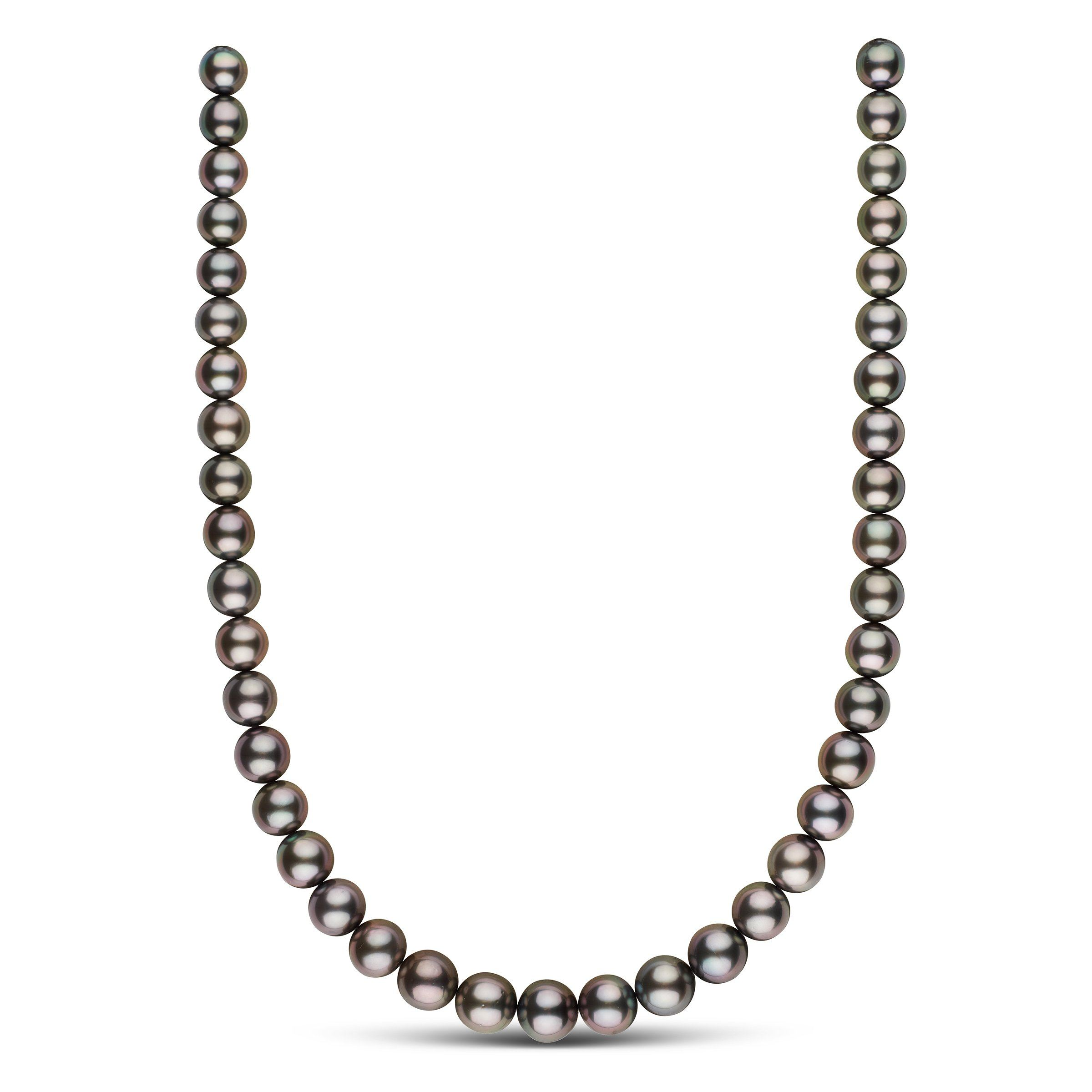 Make You Feel My Love Tahitian Pearl Necklace