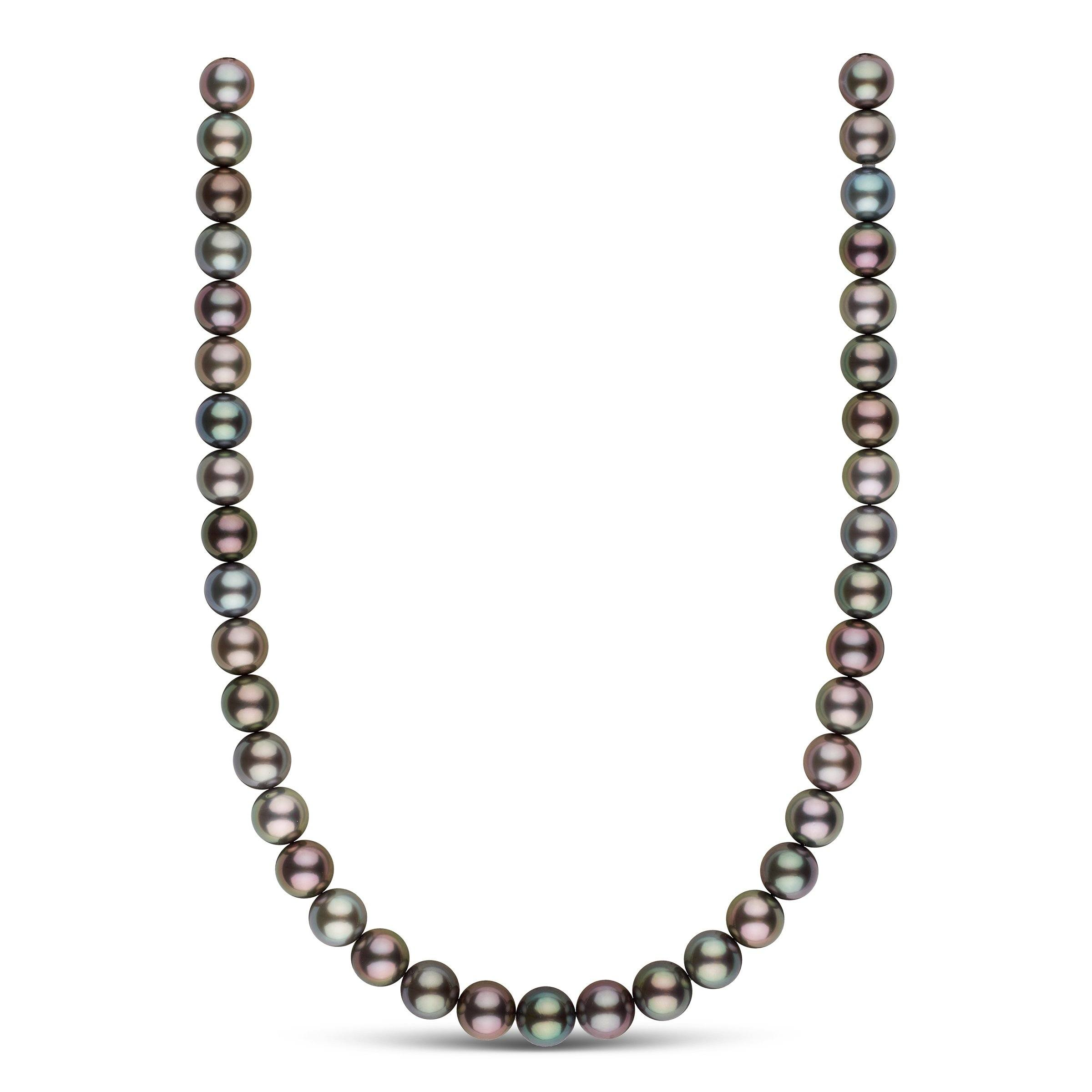 Let's Stay Together Tahitian Pearl Necklace