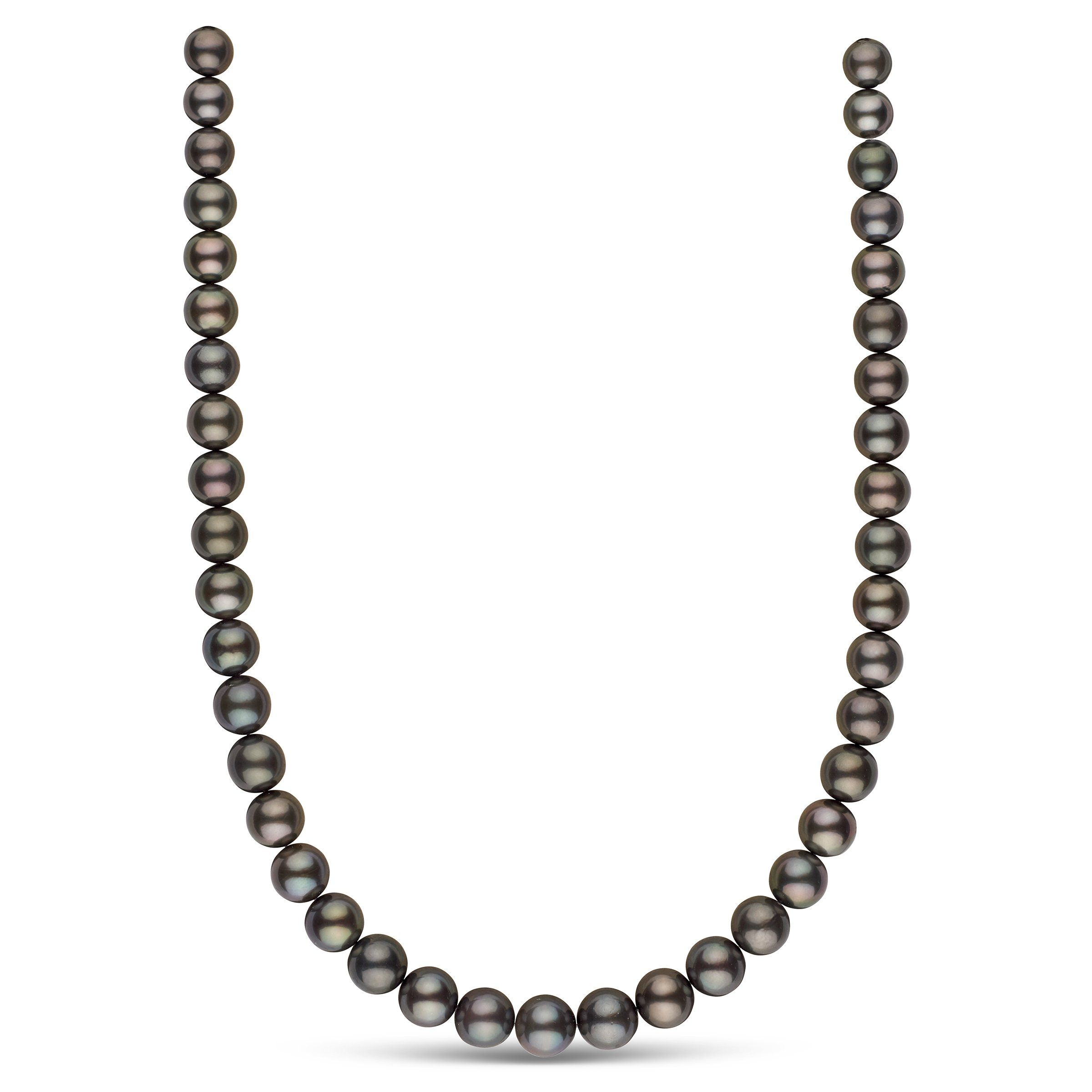 Can't Take My Eyes Off You Tahitian Pearl Necklace