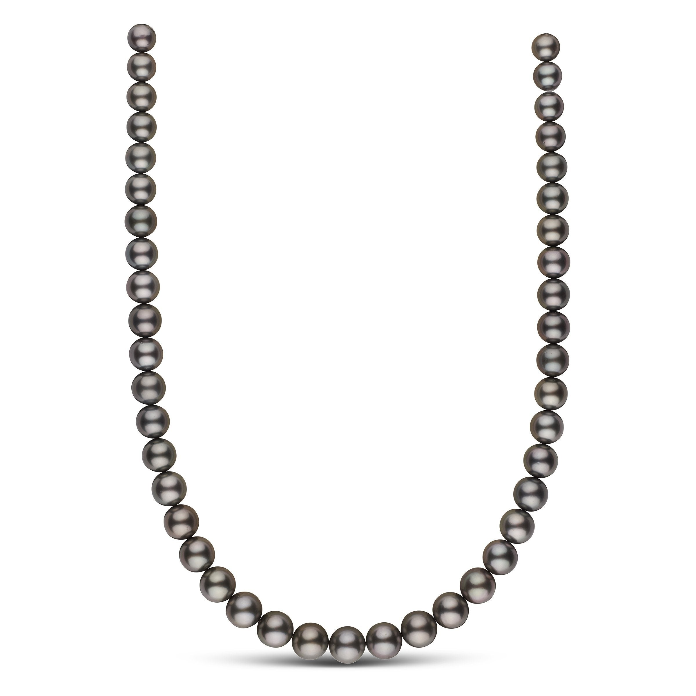 The Way You Love Me Tahitian Pearl Necklace