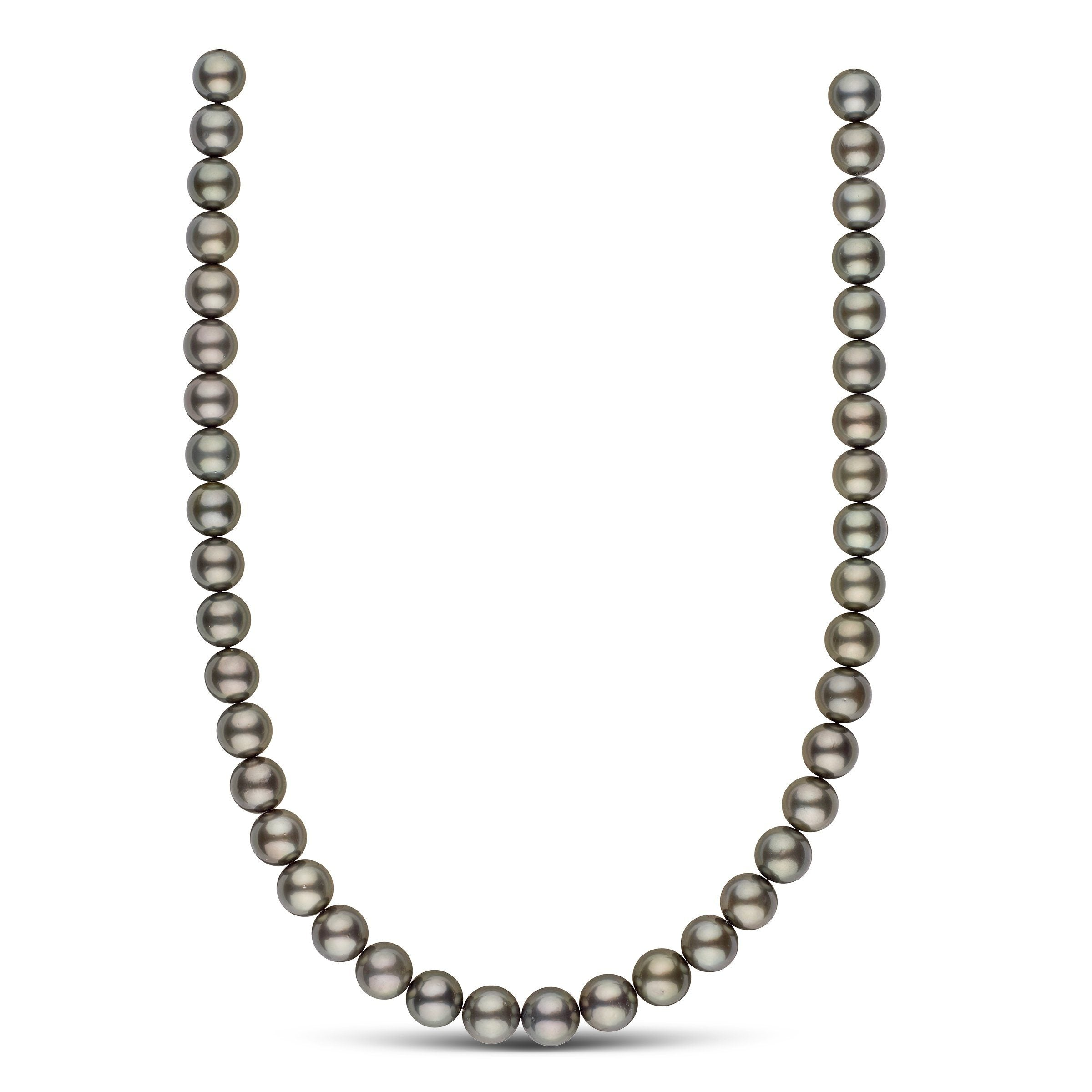 Drops of Jupiter Tahitian Pearl Necklace