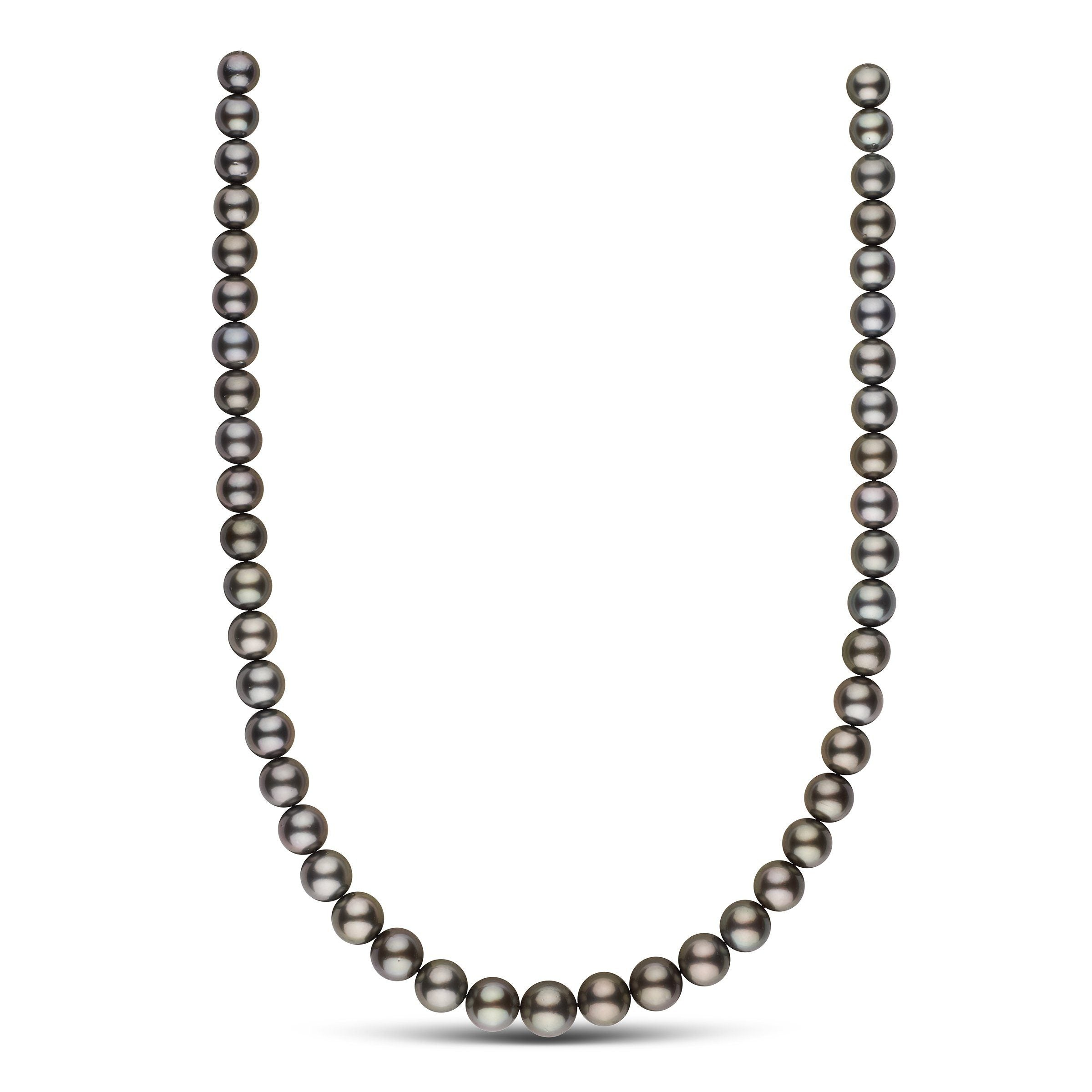I Don't Want to Miss a Thing Tahitian Pearl Necklace