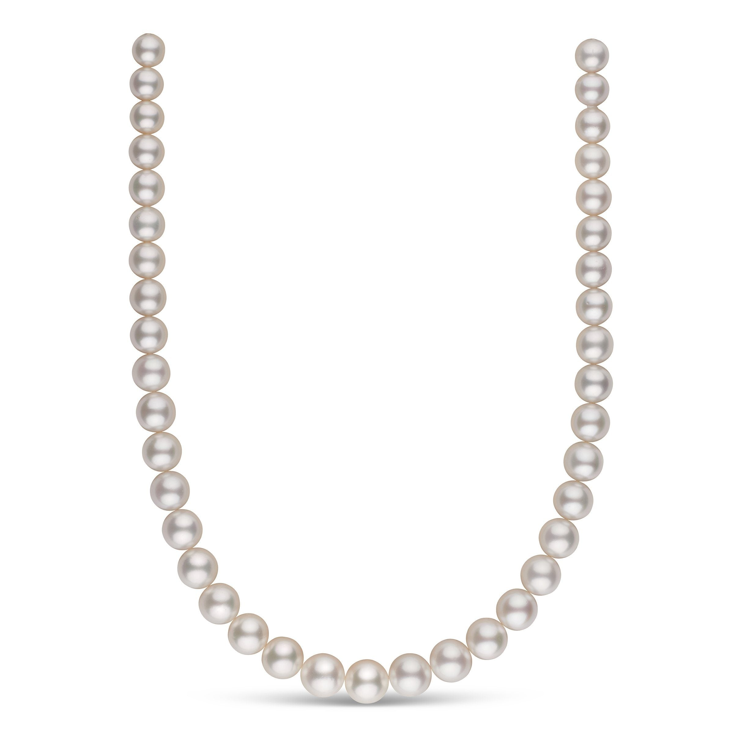 The Melody White South Sea Pearl Necklace