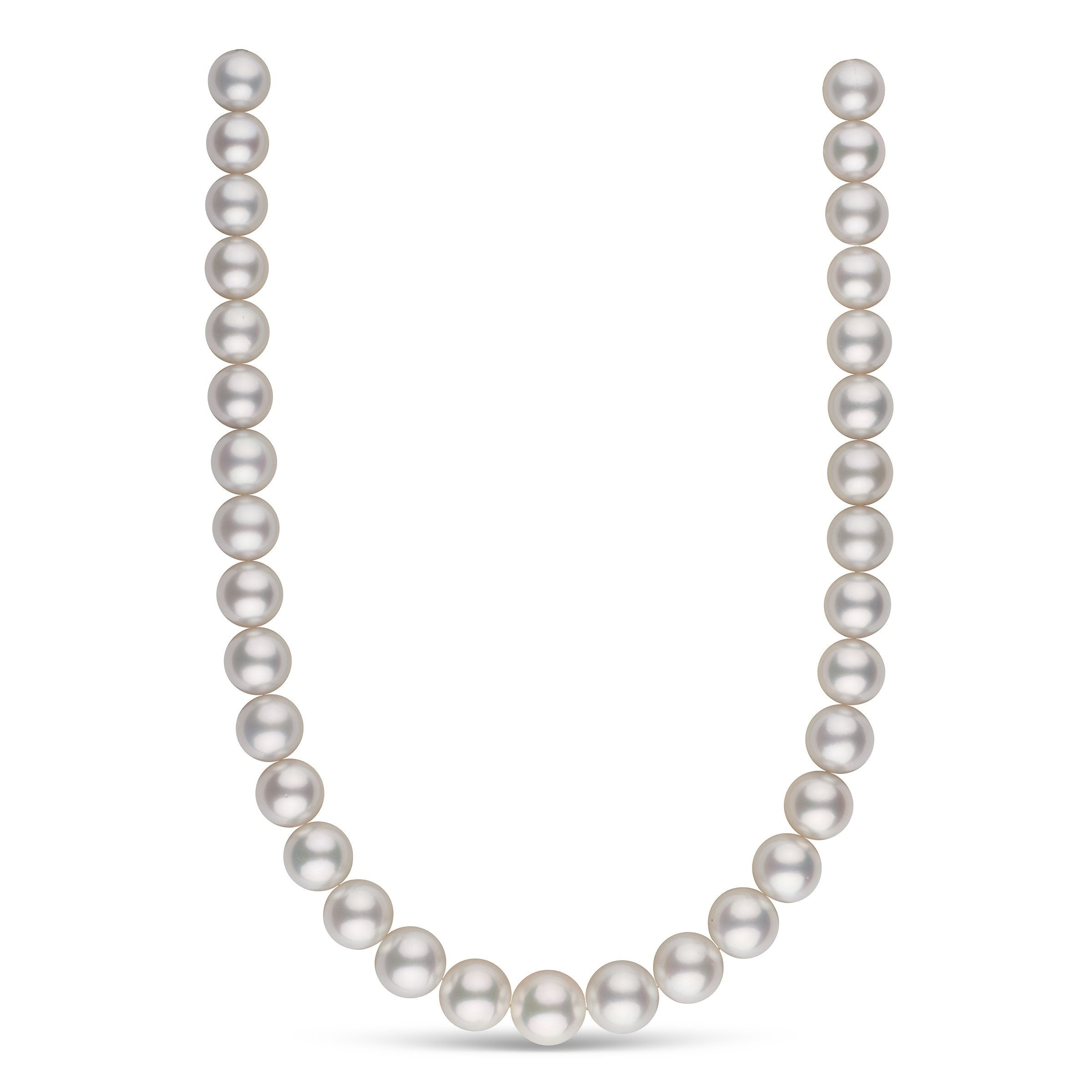 The Suite No. 1 White South Sea Pearl Necklace