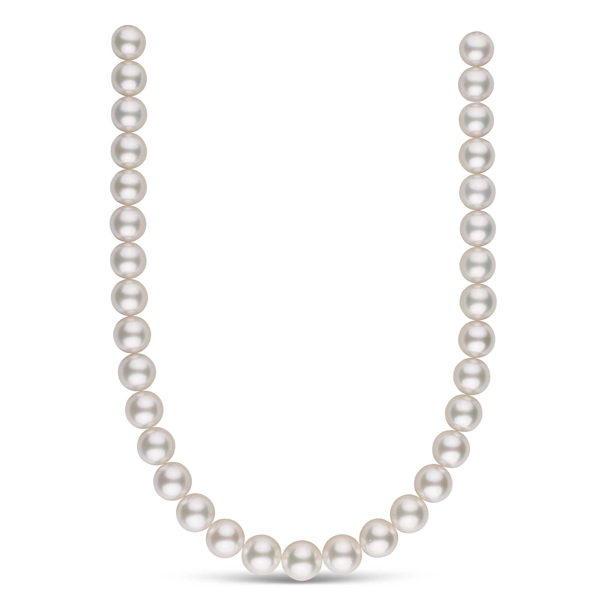 The Für Elise White South Sea Pearl Necklace