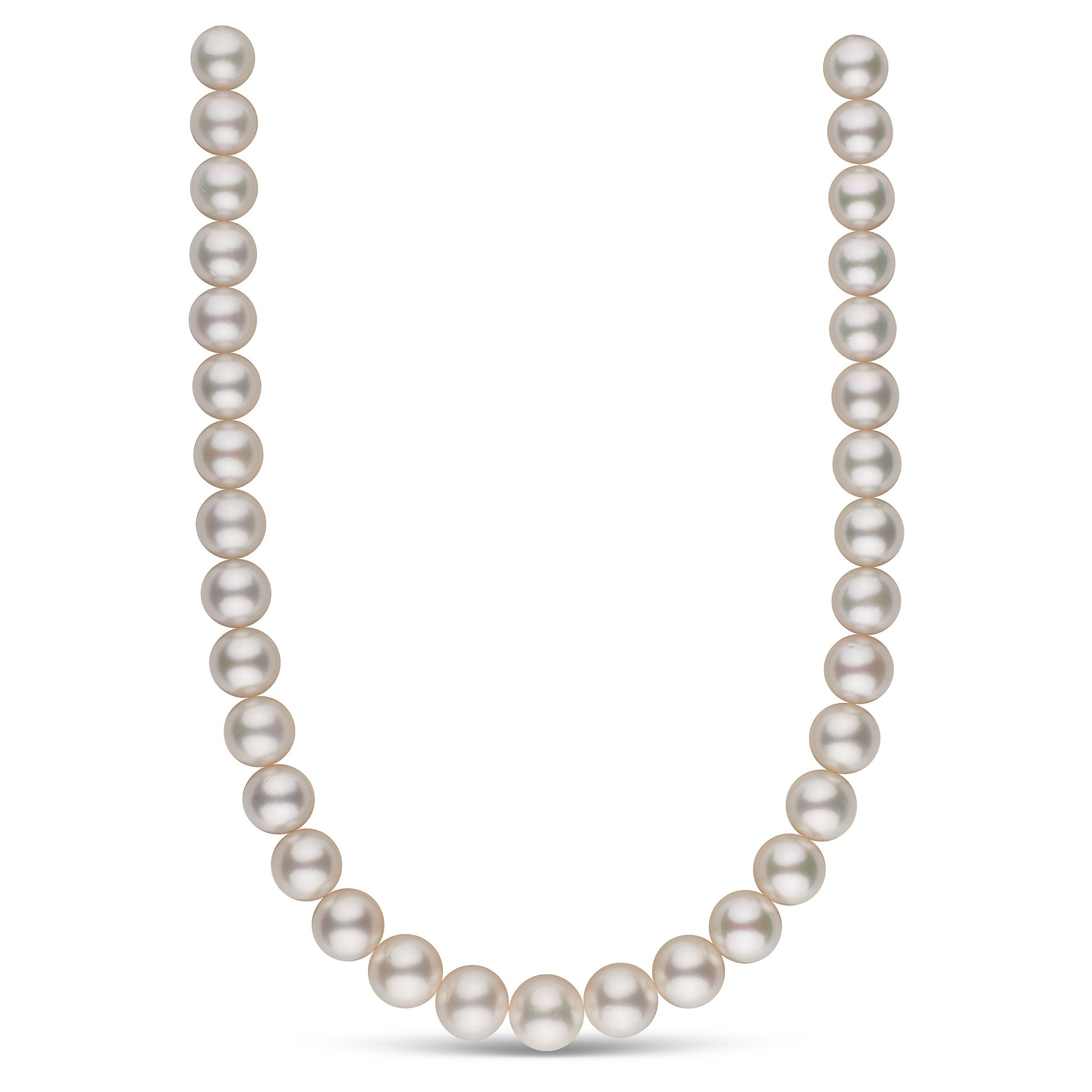 The Magic Flute White South Sea Pearl Necklace