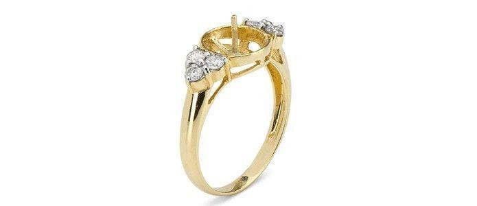 Always Collection Diamond Ring - Setting Only