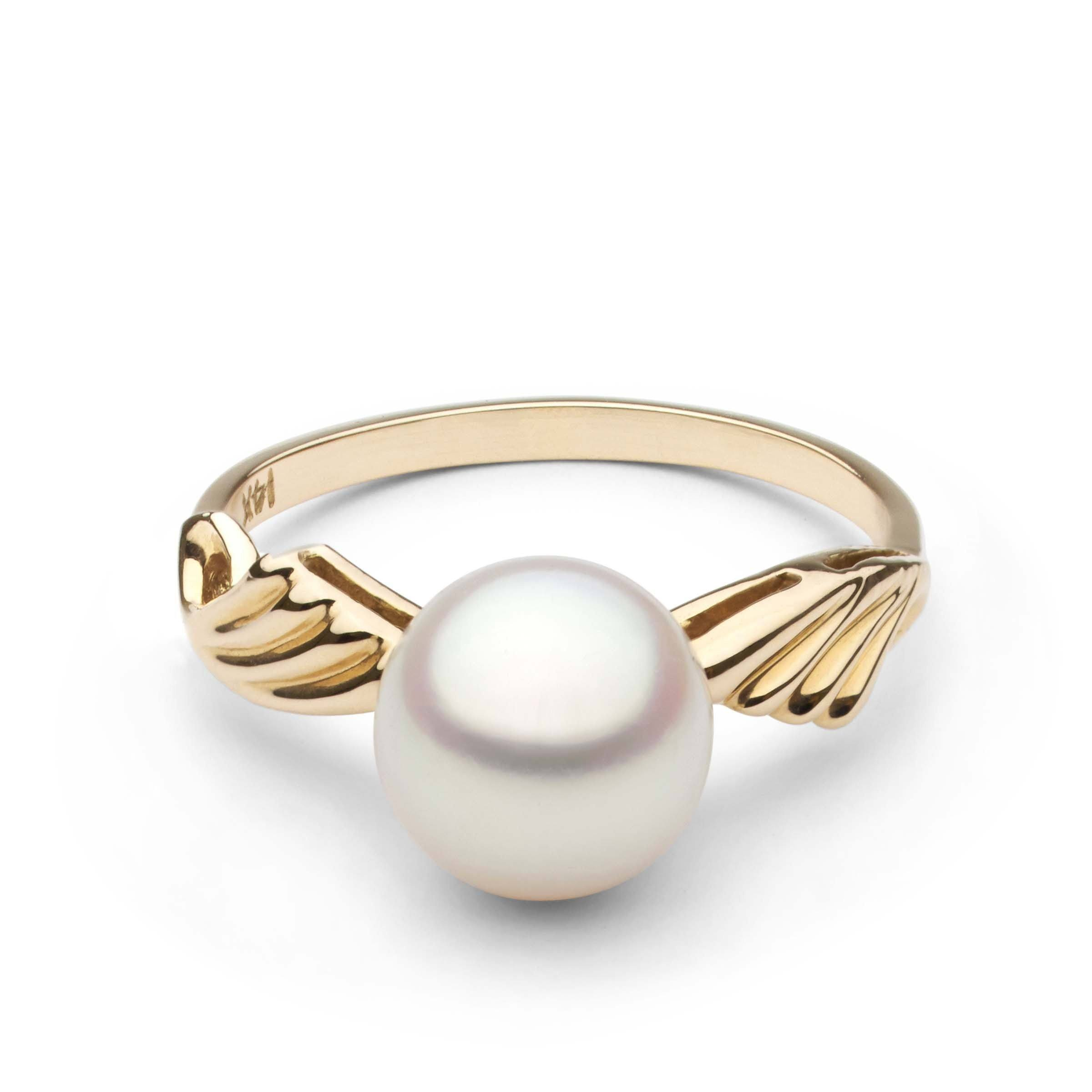 Ascend Collection Akoya Pearl Ring