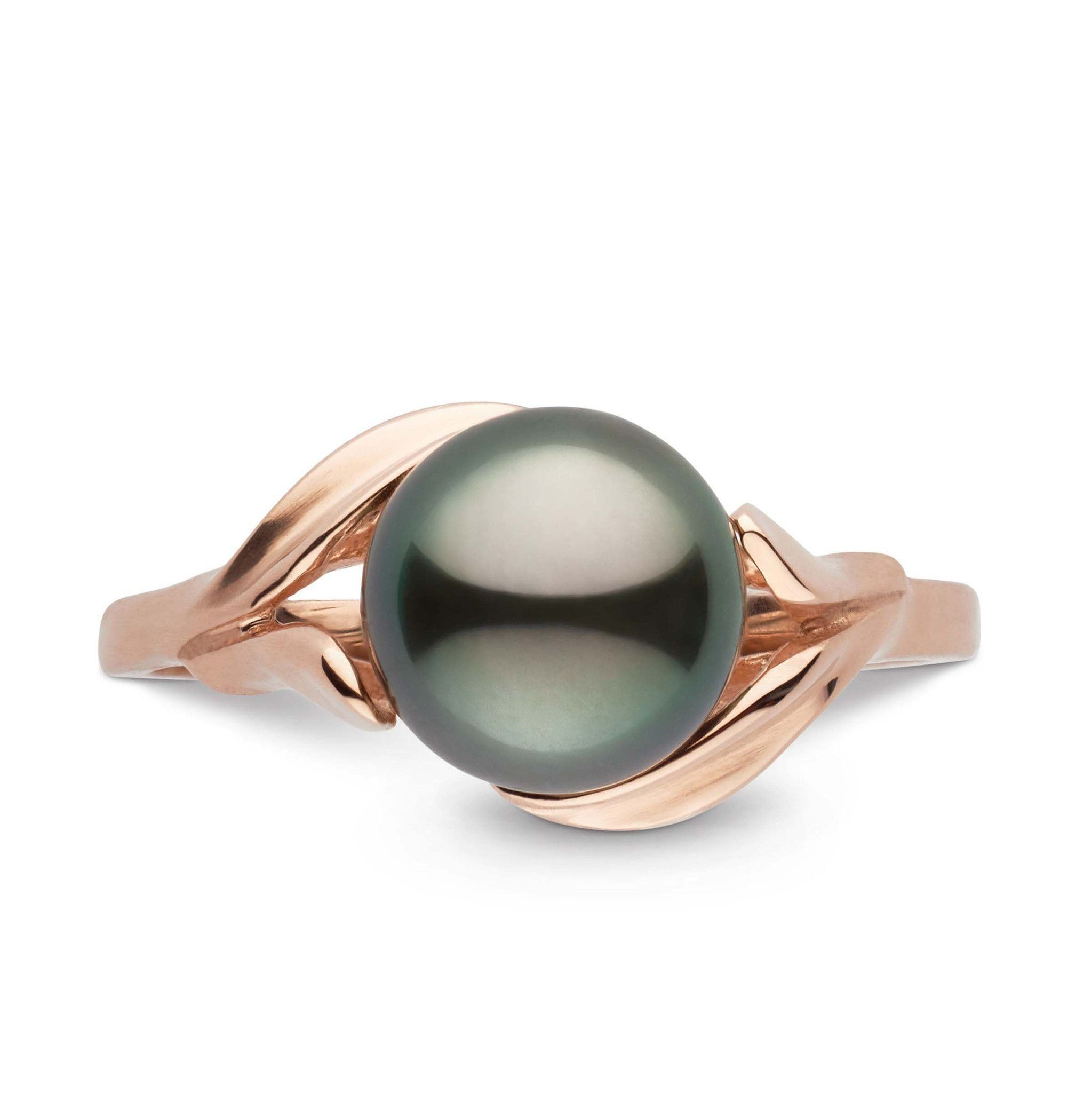 Blossom Collection Tahitian Pearl Ring