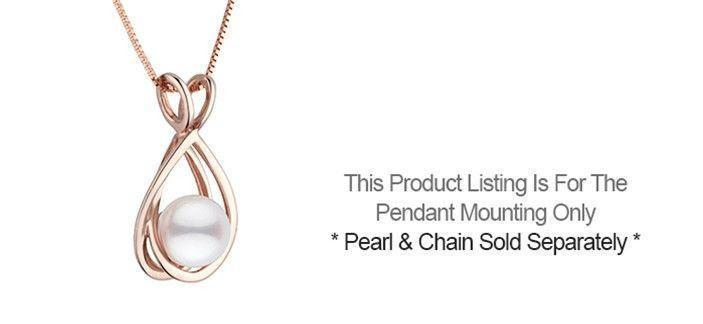 Bonita Collection Pendant- Setting Only