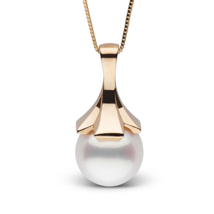 Citadel Collection White 9.0-10.0 mm Freshadama Pearl Pendant