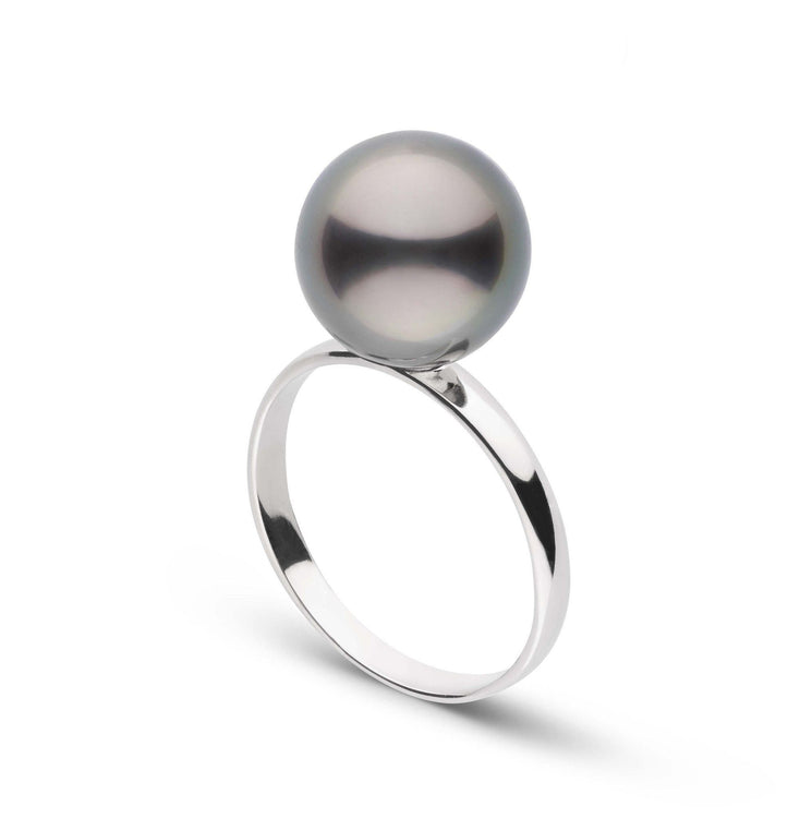 Classic Collection 10.0-11.0 mm Tahitian Pearl Ring