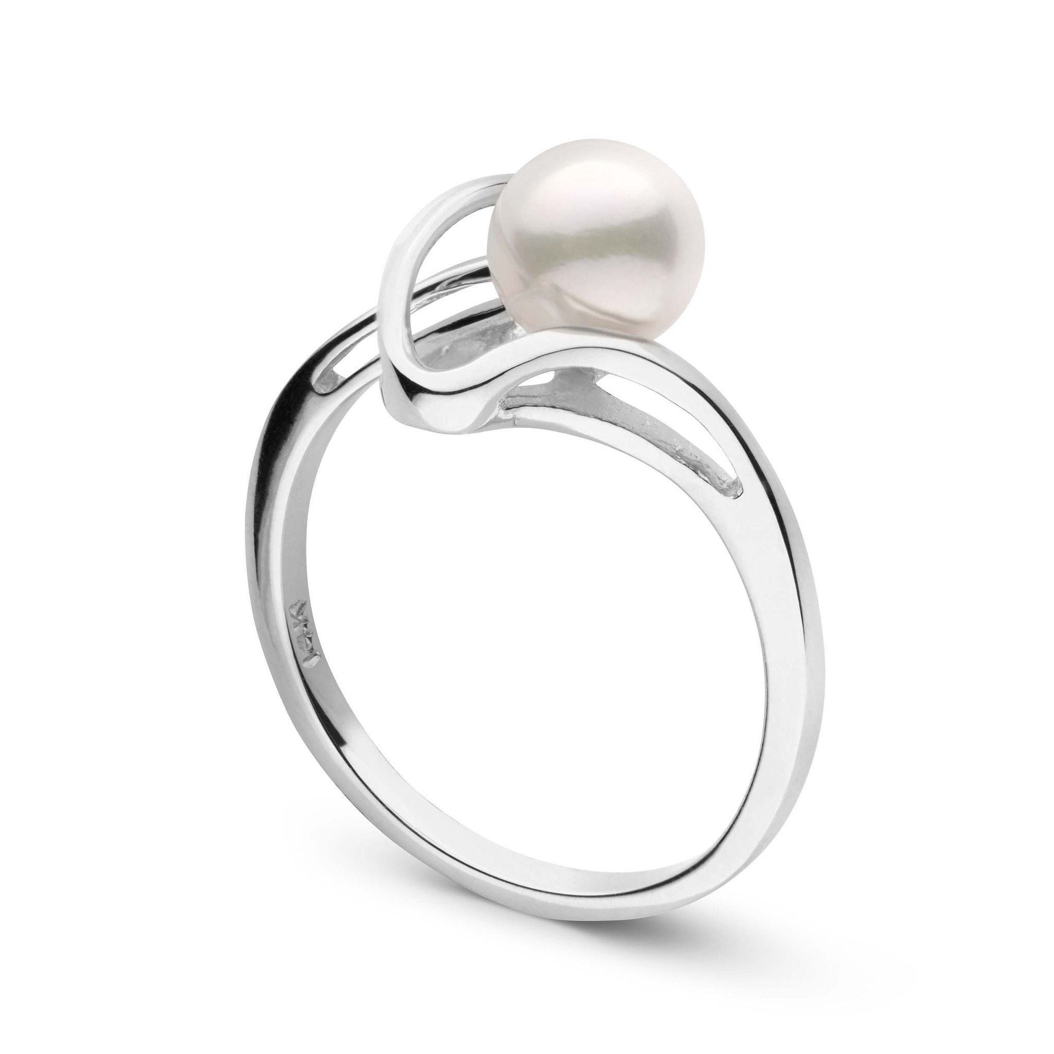 Cordon Collection Akoya Pearl Ring