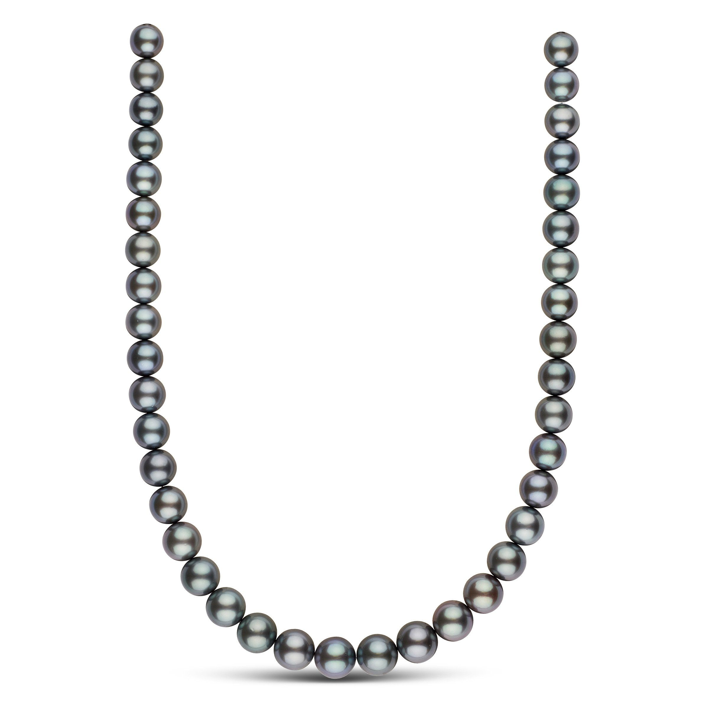 Dancing In The Moonlight Tahitian Pearl Necklace
