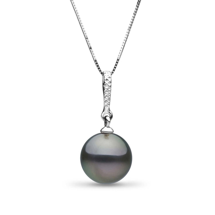 Dazzle Collection 9.0-10.0 mm Tahitian Pearl Pendant