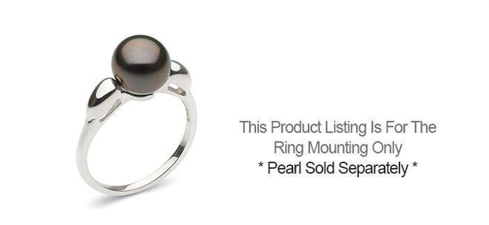 Dew Collection Ring - Setting Only