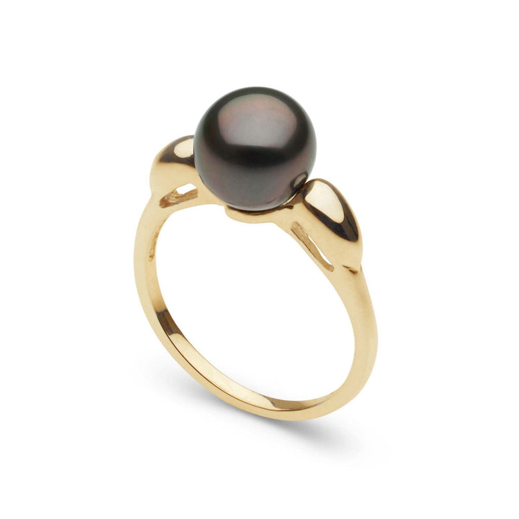 Dew Collection Tahitian Pearl Ring