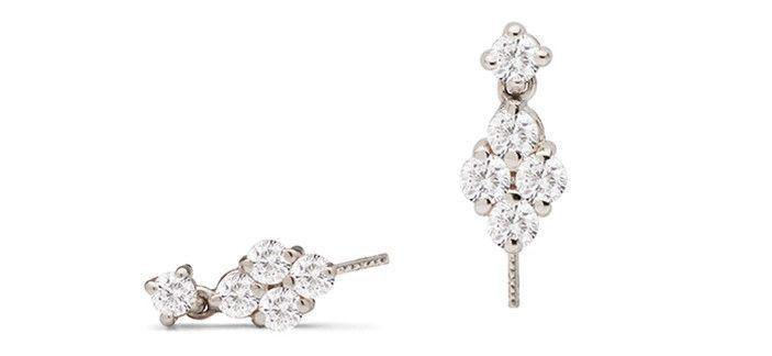Elegance Collection Earrings - Setting Only