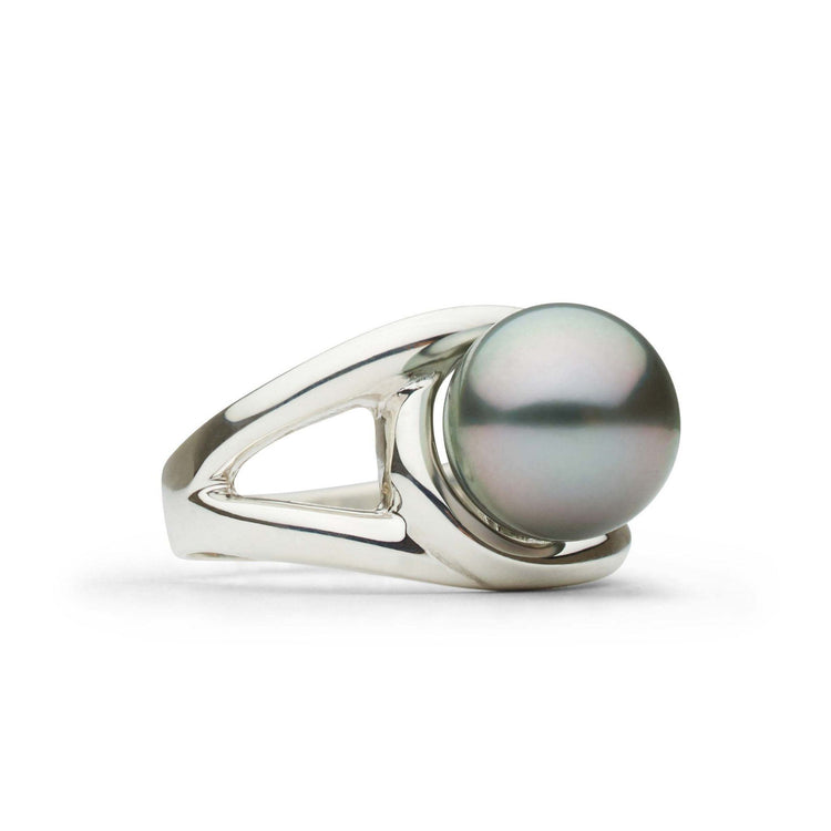 Ellipse Collection Tahitian Pearl Ring
