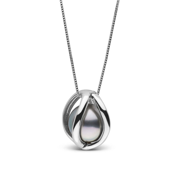 Embrace Collection 9.0-10.0 mm Tahitian Pearl Pendant