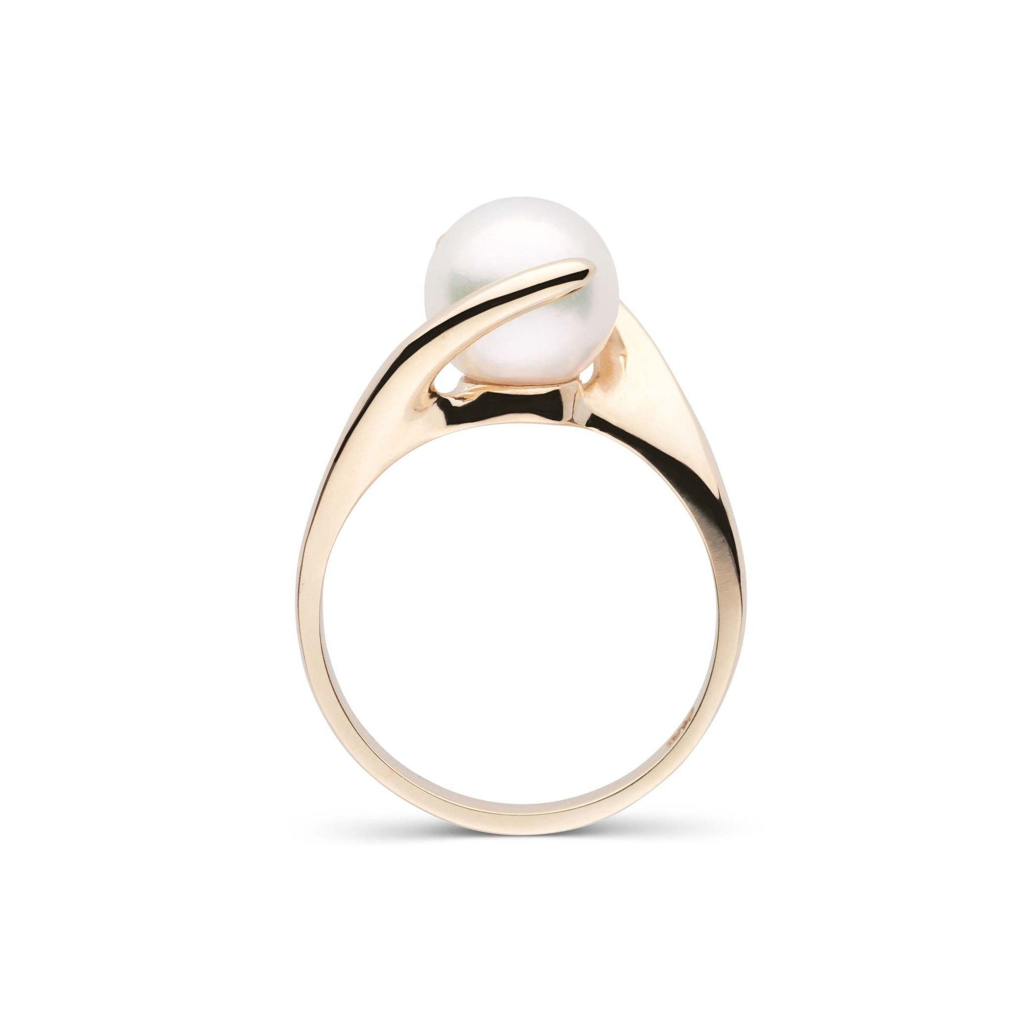 Embrace Collection Akoya Pearl Ring