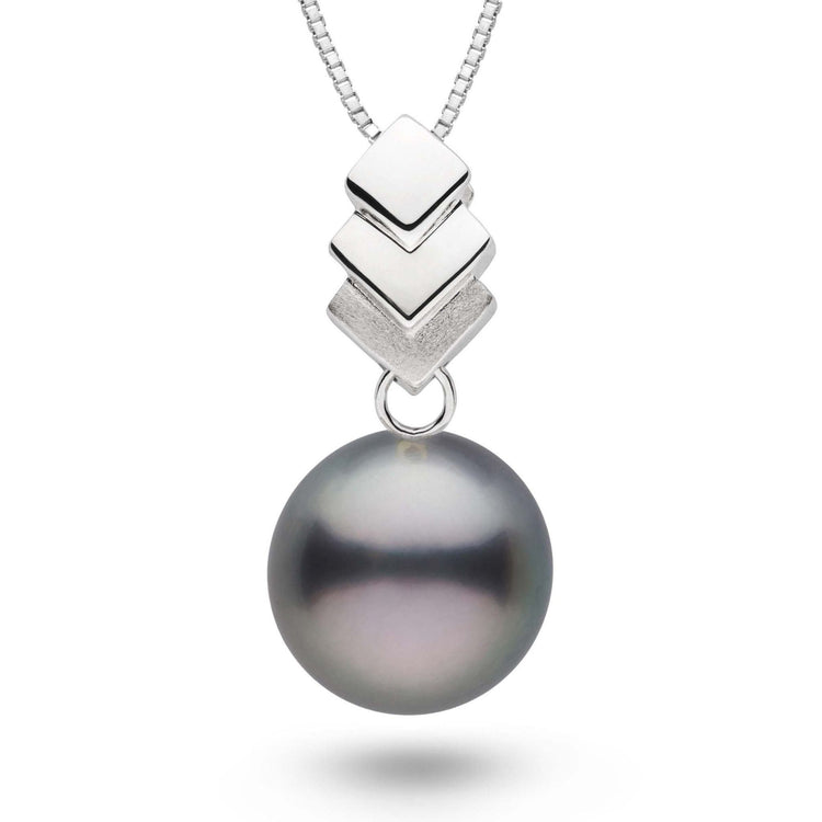 Escalier Collection 10.0-11.0 mm Tahitian Pearl Pendant