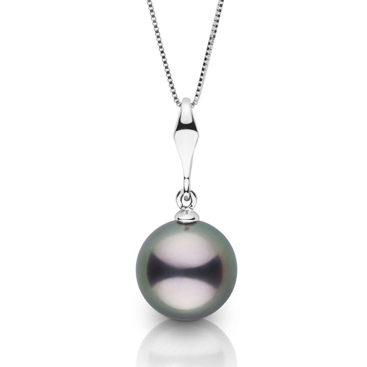 Essential Collection 10.0-11.0 mm Tahitian Pearl Pendant