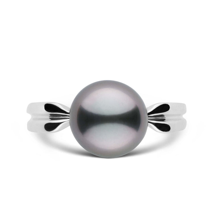 Goddess Collection 9.0-10.0 mm Tahitian Pearl Ring