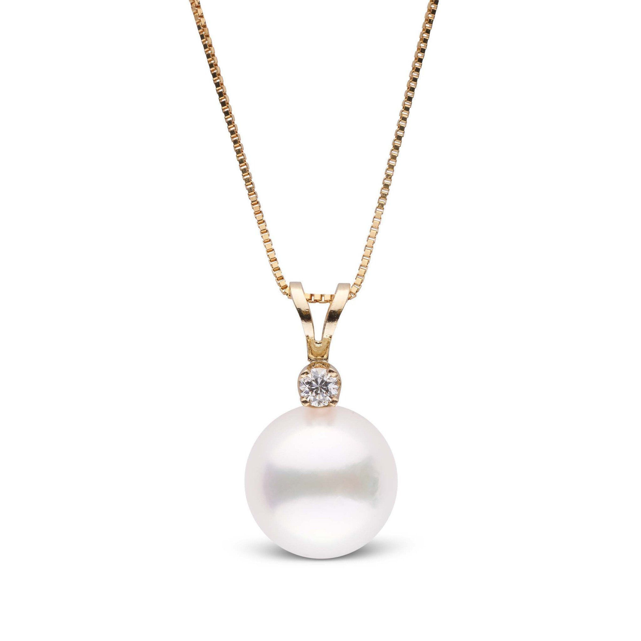 Harmony Collection 9.0-9.5 mm AAA Akoya Pearl Pendant