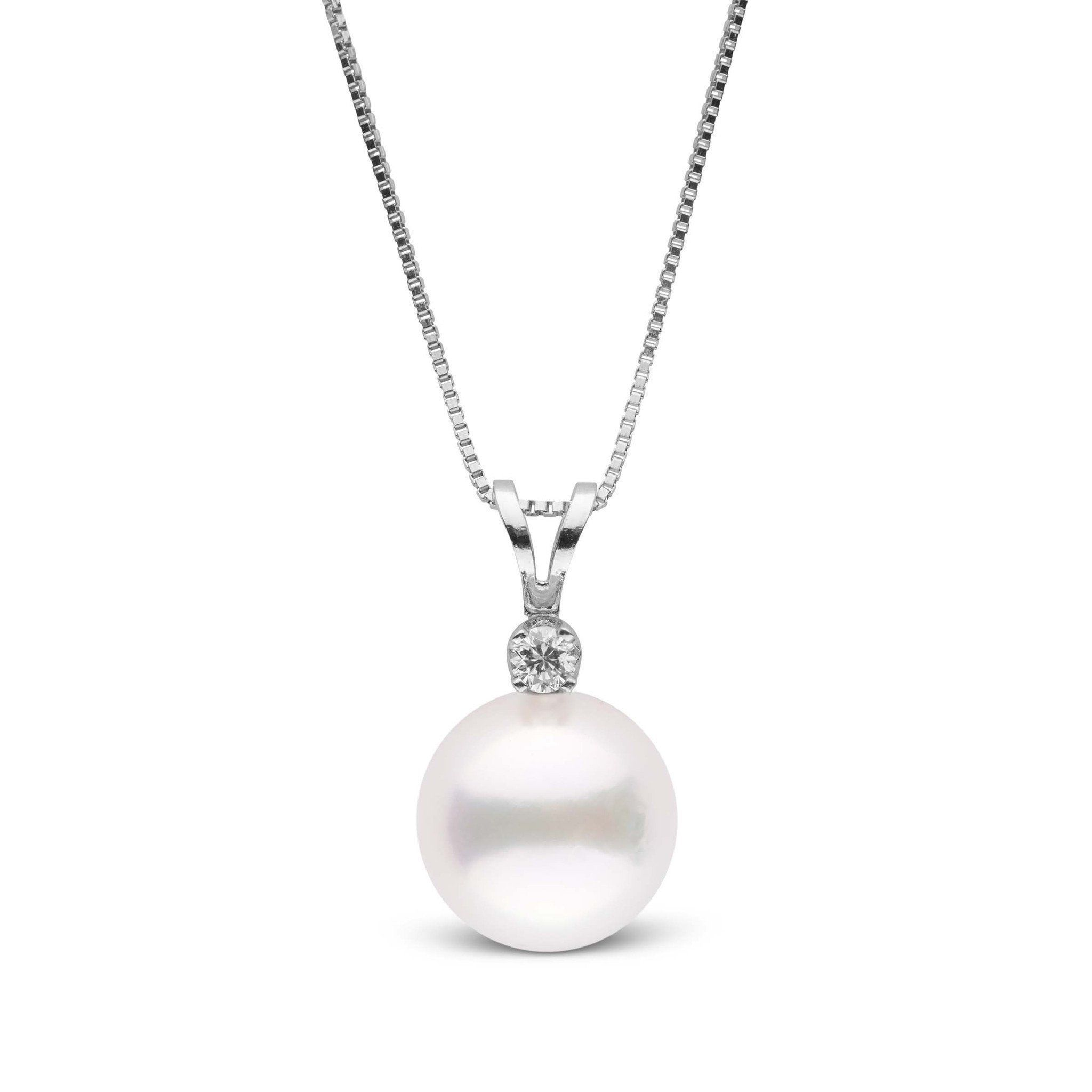 liu rhodium pearl fei in product vermeil snowdrop single flower sdp with pendant from a
