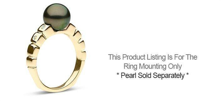 Hera Diamond Ring - Setting Only