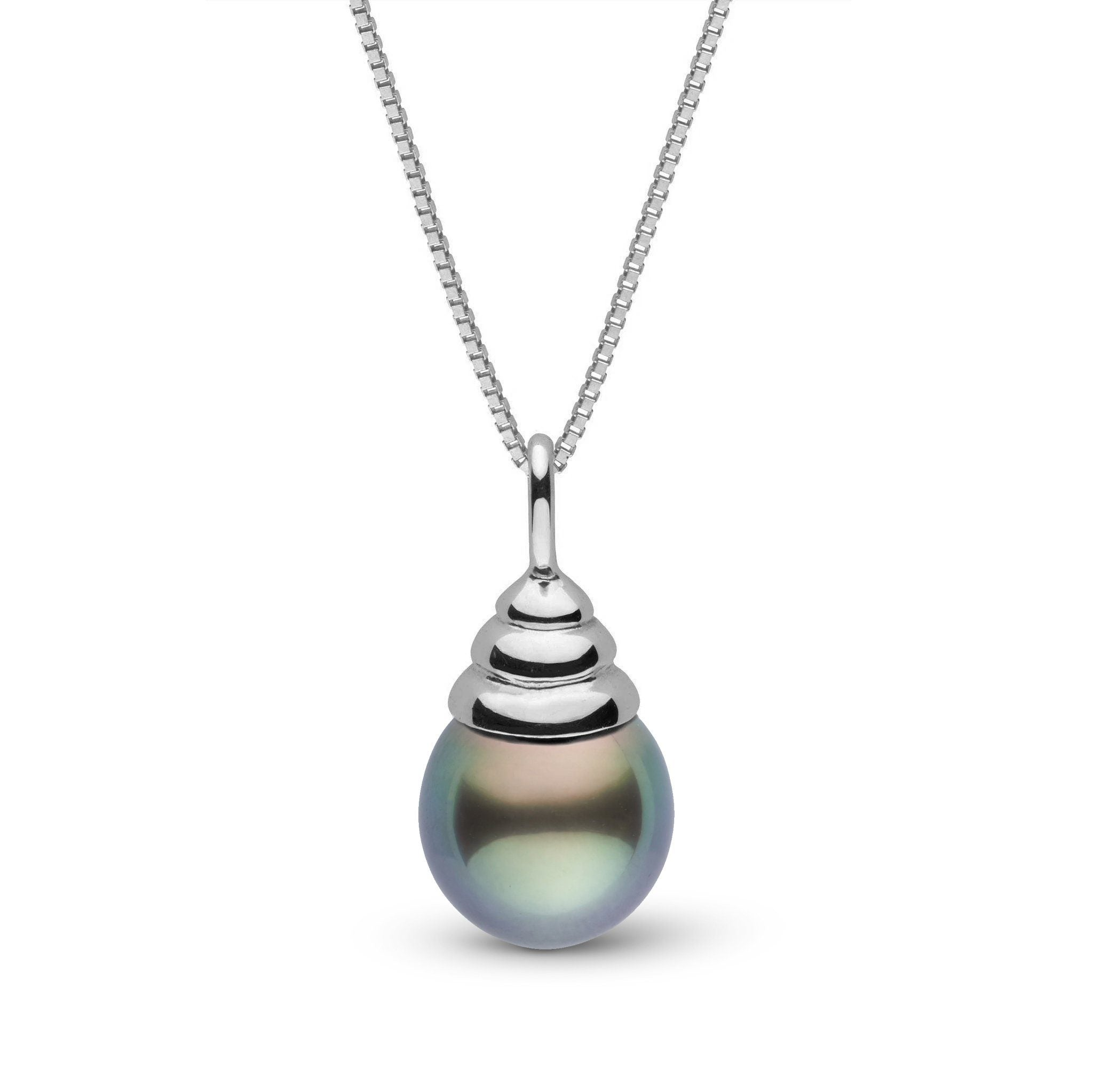 Honey Collection Tahitian Drop 9.0-10.0 mm Pearl Pendant