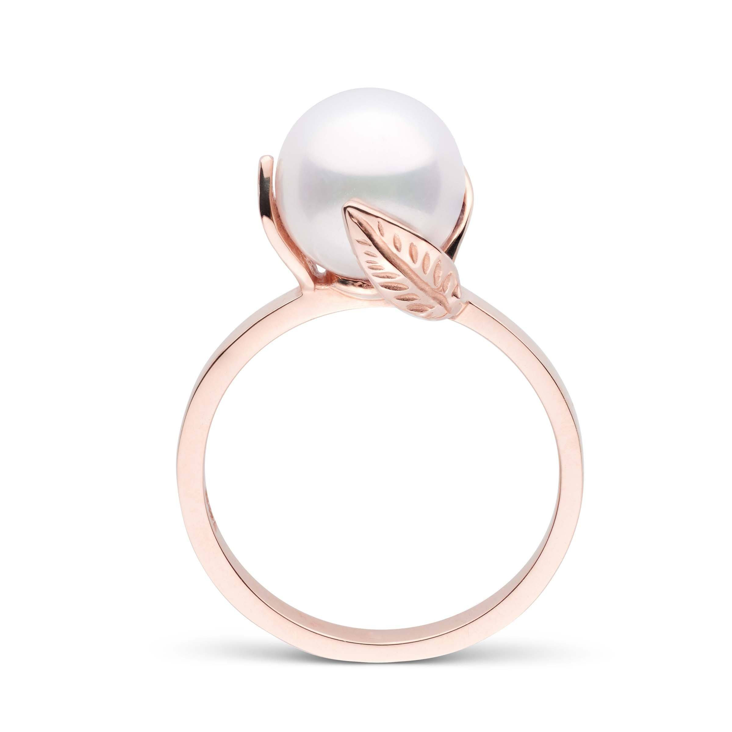 Leaf Collection Freshadama Pearl Ring
