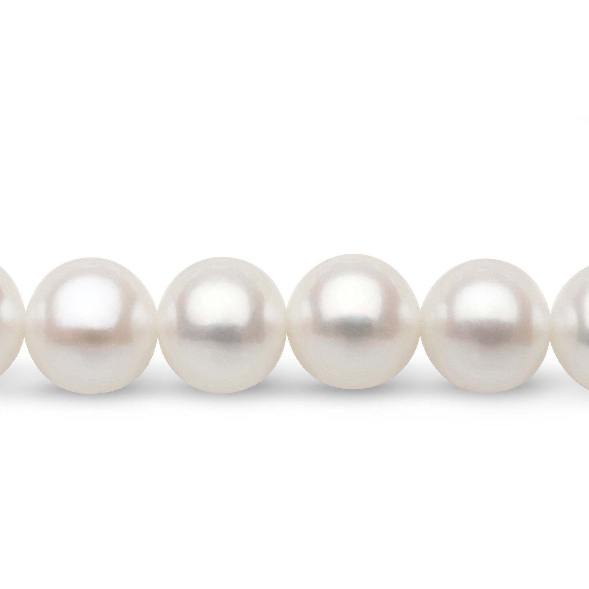 Loose White Freshwater Pearls (Sold as Set of 4)