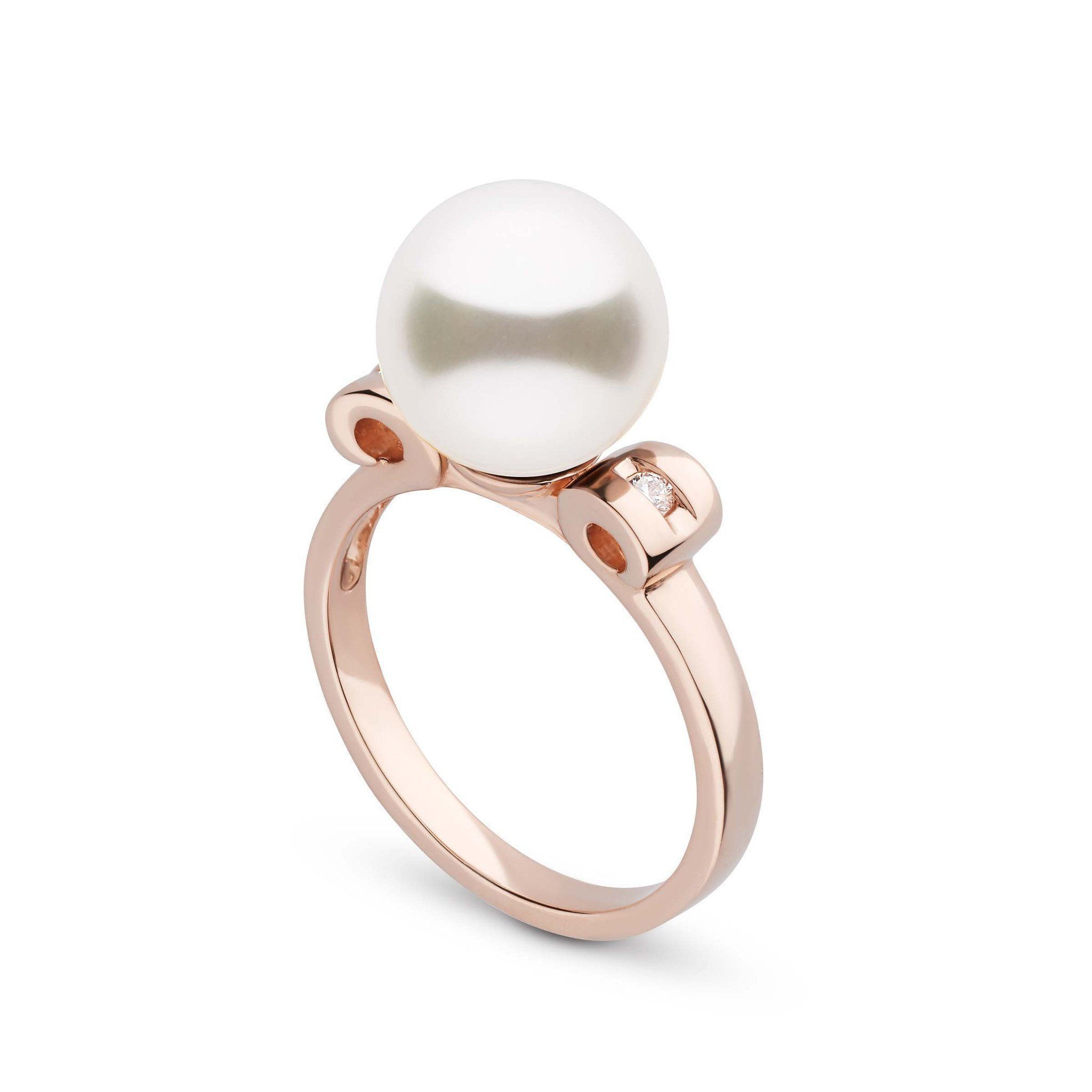 sweet en engagement bee ring birks pearl rings freshwater
