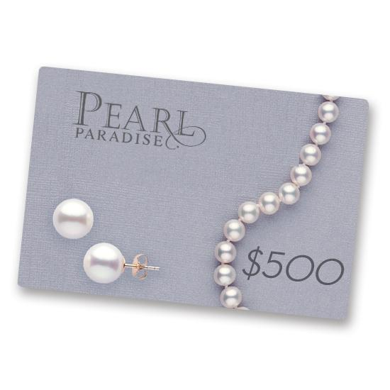 Pearl Paradise Gift Card