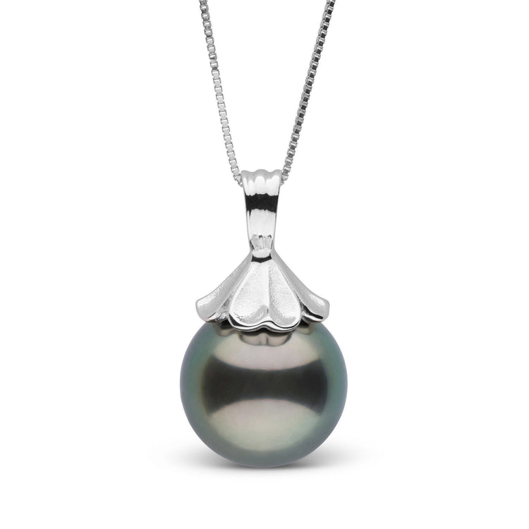 Petal Collection 11.0-12.0 mm Tahitian Pearl Pendant