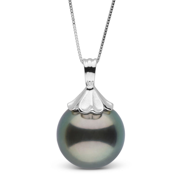 Petal Collection 13.0-14.0 mm Tahitian Pearl Pendant