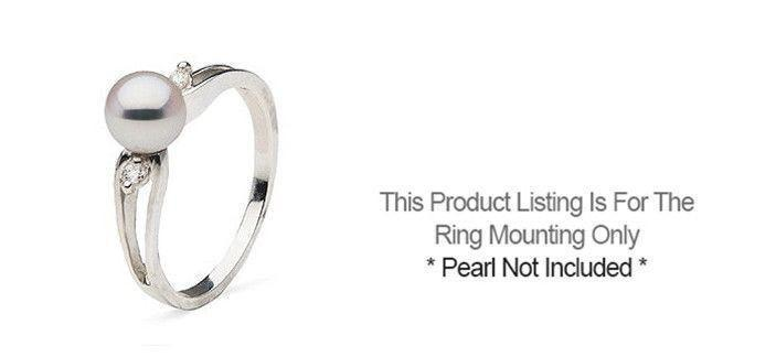 Prim Diamond Ring - Setting Only