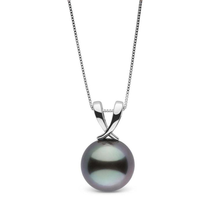Ribbon Collection 11.0-12.0 mm Tahitian Pearl Pendant