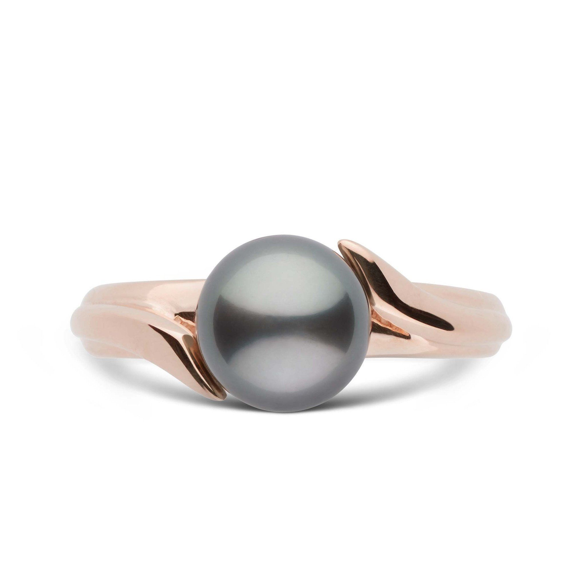 Ribbon Collection Tahitian Pearl Ring