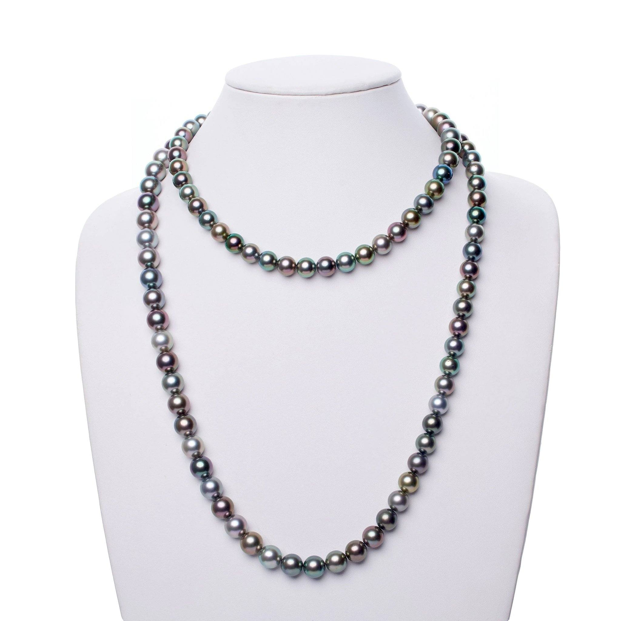 Enchanting Eirene Tahitian Pearl Necklace