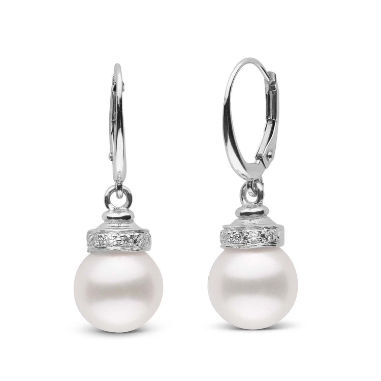 Royalty Collection Freshadama Pearl and Diamond Earrings