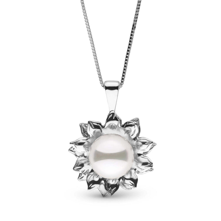 Soleil Collection Akoya Pearl Pendant