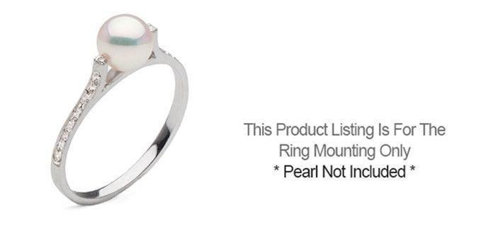 Sparkle Diamond Ring - Setting Only